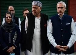 Jammu and Kashmir regional parties team up to restore special status