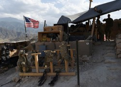 US has 1,000 more troops in Afghanistan than it disclosed