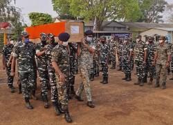 Maoist insurgents kill 23 Indian forces in ambush