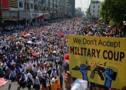মিয়ানমারের সংকট: কোন পথে হাঁটছে আন্তর্জাতিক রাজনীতি