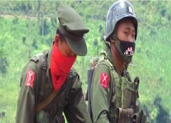 CIVILIAN KILLED BY MYANMAR MILITARY ARTILLERY STRIKE
