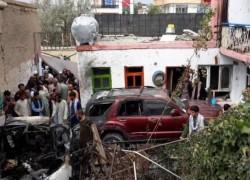 US AIRSTRIKE IN KABUL ON SUNDAY KILLED 10 PEOPLE