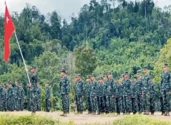 Attacks on Myanmar military spike following call for revolt