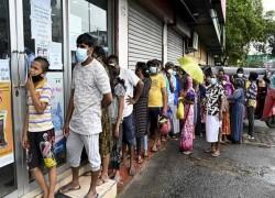What caused the Sri Lankan economic crisis?