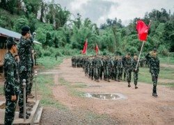 মিয়ানমারে জান্তা সরকারের বিরুদ্ধে 'প্রতিরোধ যুদ্ধ' ঘোষণা