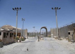 China denies it is taking over Afghan military site that was US base
