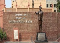 By erasing traces of the Massacre, the Jallianwala Bagh Memorial becomes a tourist spot