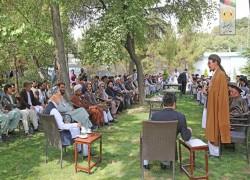 Afghanistan: Enter regional states