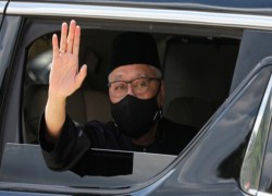 MALAYSIA PM TO SIGN COOPERATION PACT WITH OPPOSITION TO SHORE UP SUPPORT