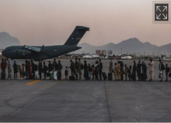 FIRST FOREIGN COMMERCIAL FLIGHT SINCE TALIBAN TAKEOVER LANDS IN KABUL