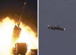 North Korea says it has test-fired long-range cruise missile