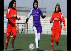 Girls of Afghan football team to get Pakistan's protection