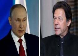 Putin phones Khan as Afghanistan brings Pak, Russia closer