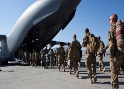 Is China the reason behind US withdrawal from Afghanistan?