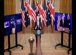 "China denounces AUKUS pact, calls it ""Cold War Mentality"""