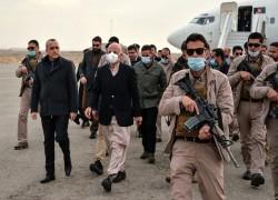 GHANI'S FLEEING RUINED LAST-MINUTE DEAL: KHALILZAD