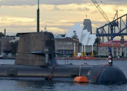 Australia details its nuclear-submarine ambitions
