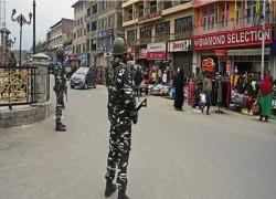 INDIAN FORCES GUN DOWN CIVILIAN IN OCCUPIED KASHMIR